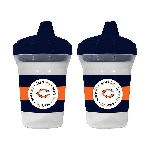 - Two plastic sippy cups - Spill-proof design - Dishwasher safe - Team graphics adorn each cup - 5-oz capacity - BPA- and phthalate-free for safety - Officially licensed