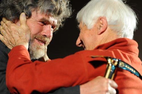 Reinhold Messner - Walter Bonatti