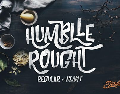 """Check out new work on my @Behance portfolio: """"Humblle Rought Free Font"""" http://be.net/gallery/34383579/Humblle-Rought-Free-Font"""