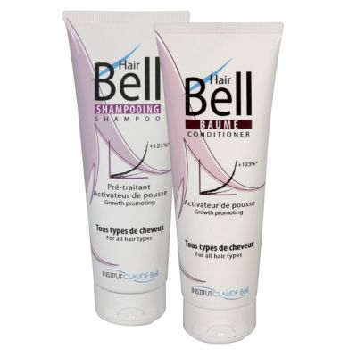 Hairbell Sjampo og Balsam for raskere hårvekst (julinemila)