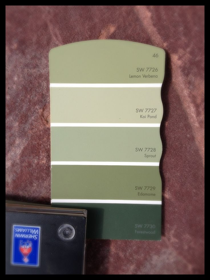 Sage Color Palette | Best Exterior Paint Colors Colorado | Painter Colorado Springs