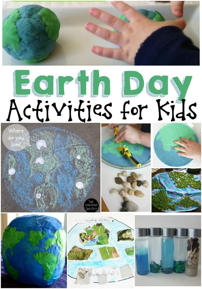 Planet Earth Crafts For Preschool
