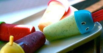 Íme néhány nagyon finom, gyors és egyszerű gyümölcsfagyi, amit akár a gyerkőccel együtt is elkészíthetsz! #gyümölcsfagylalt #recept