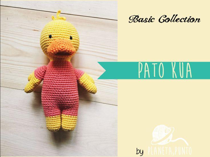 PLANETAyPUNTO Basic Collection: Pato Kuá