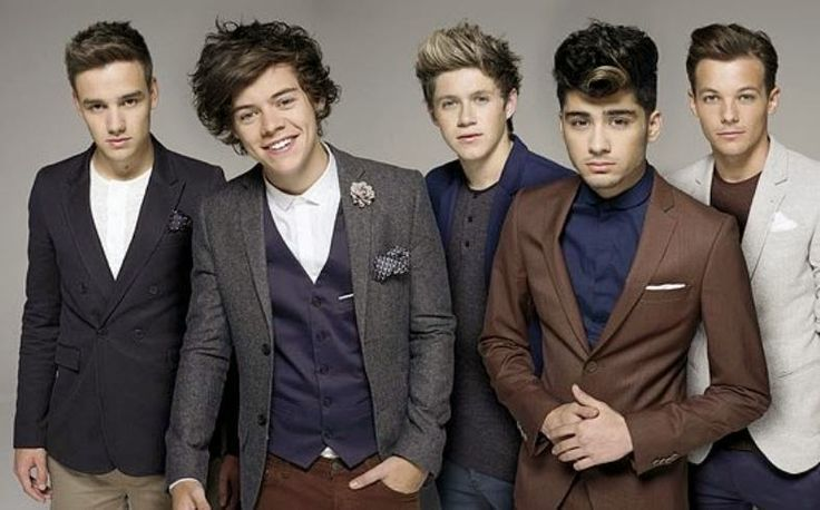 10 Lagu One Direction Terbaik yang Enak Didengar