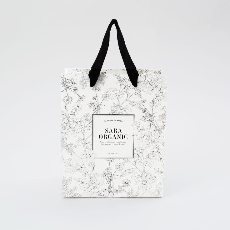 ベリービーバッグ / オリジナル紙袋 / デザイン / ファッション / コスメ / ナチュラル /印刷 / berryB Bag / original paper bag / graphic design / design / Fashion / cosme / Natural / print /