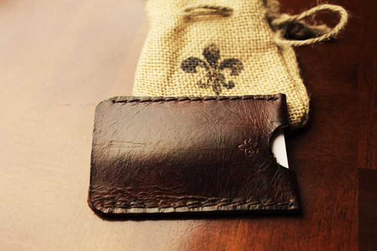 Leather Business Card Holder, personalized business card, personalized gift, monogrammed, business card holder, gift for him, gift for her by ParagonLeatherWorks on Etsy https://www.etsy.com/listing/249143172/leather-business-card-holder