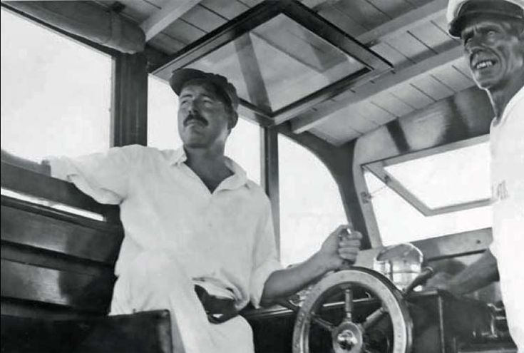 observations of ernest hemingway s style Ernest hemingway's sparse style was honed in his years on newspapers, when he learnt to report and write crisply shortly before he died, he gave the wisdom foundation his observations on life .