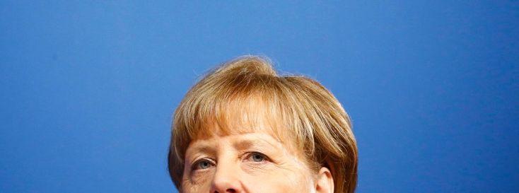 Bundeskanzlerin und CDU-Chefin Angela Merkel auf der Klausurtagung ihrer Partei in Mainz
