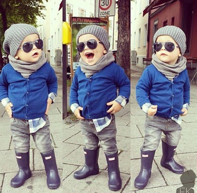 Dressing Kids Like Adults: Is this Trend in or should it be on the Way Out?