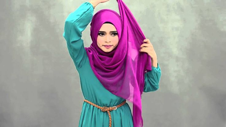 NYLAA Wide Shawl Video Tutorial by Chenta Qaseh.