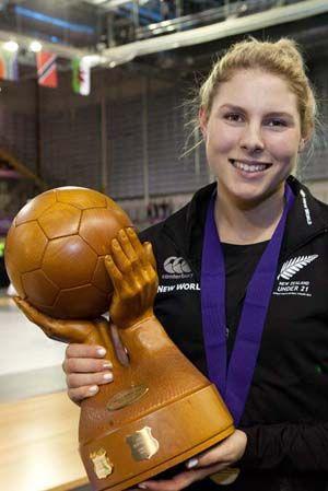 World Champion U21 Team Return Home #NZU21 #Champion #Gold