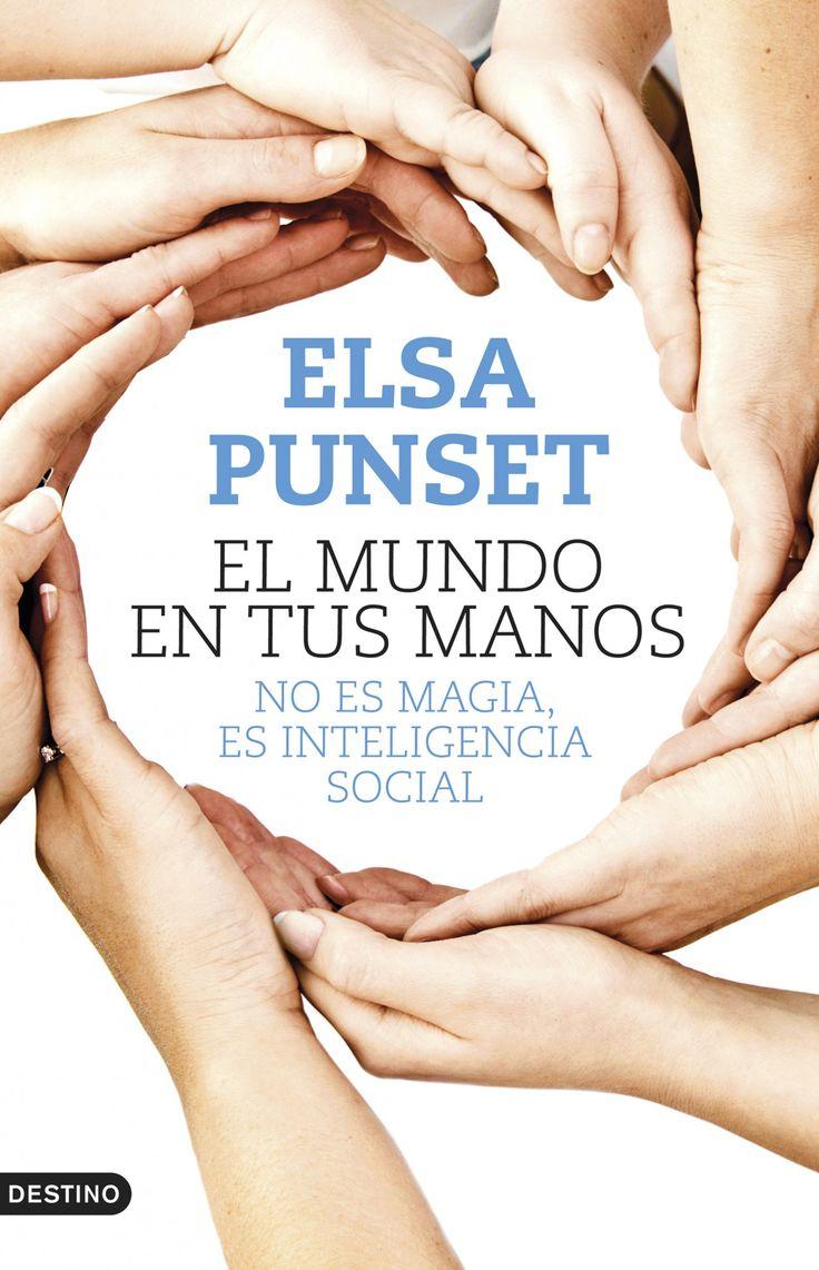 """¡¡Tenemos nuevo #sorteo!! Participa y llévate uno de los 10 libros firmados de: """"El mundo en tus manos"""" de Elsa Punset"""