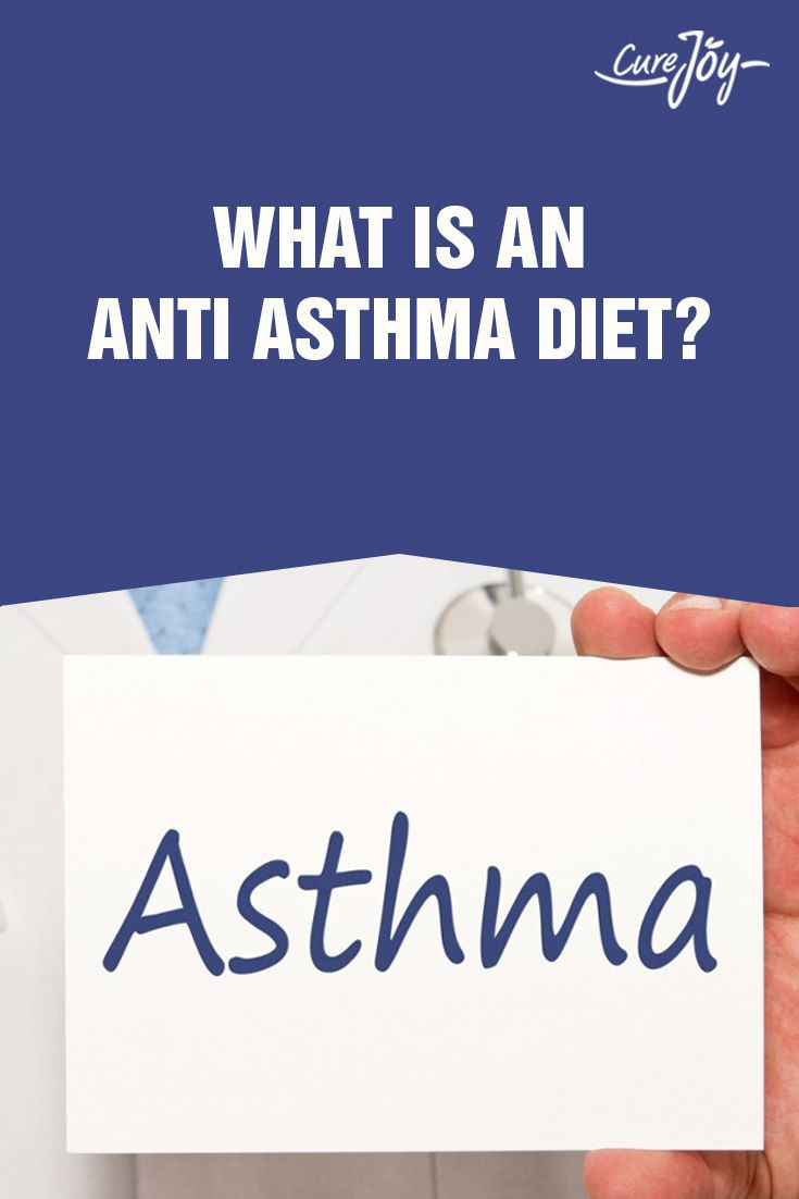 What Is An Anti Asthma Diet?Toni Collins