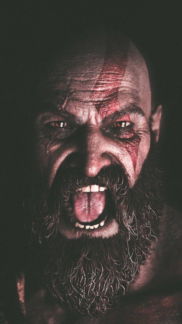 Share Your Lockscreen Wallpaper Kratos God Of War God Of War War Tattoo