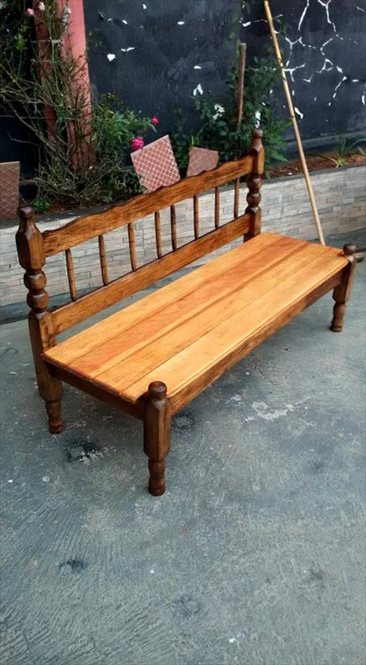 1198 best Pallet Benches Chairs u0026 Stools