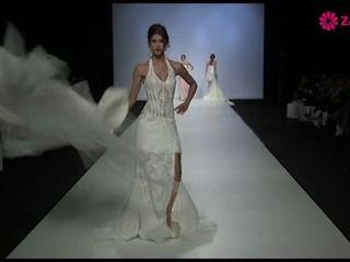 Jordi Dalmau 2014 : des robes de mariée transformables [Vidéo]