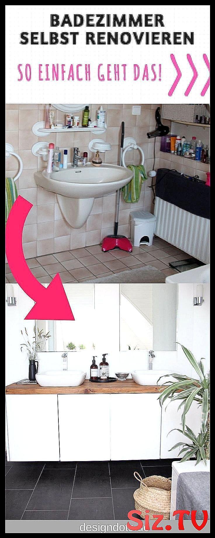 badezimmer renovieren mietwohnung Badezimmer selbst renovieren