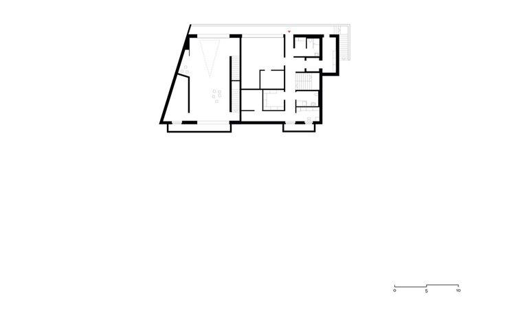 Kindergarten Valdaora di Sotto,Floor plan