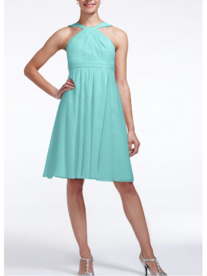 This is the color of the bridesmaid dresses!!