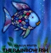 The Rainbow Fish tied in to the Bible Story - The Rich Young Ruler-