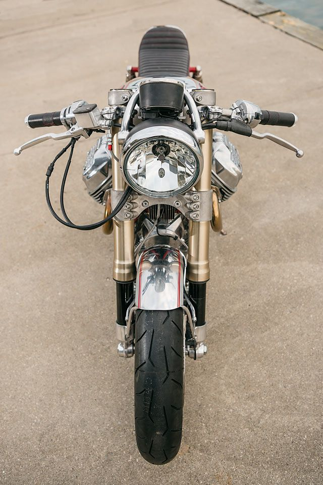 KEEPING UP WITH THE 'SMITHS  Craig Rodsmith's Turbo Moto