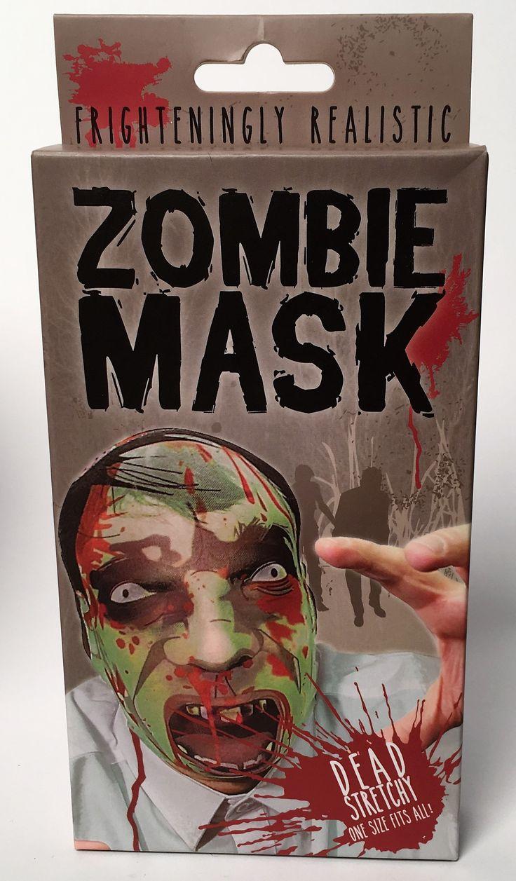 Paladone Fabric Zombie Mask