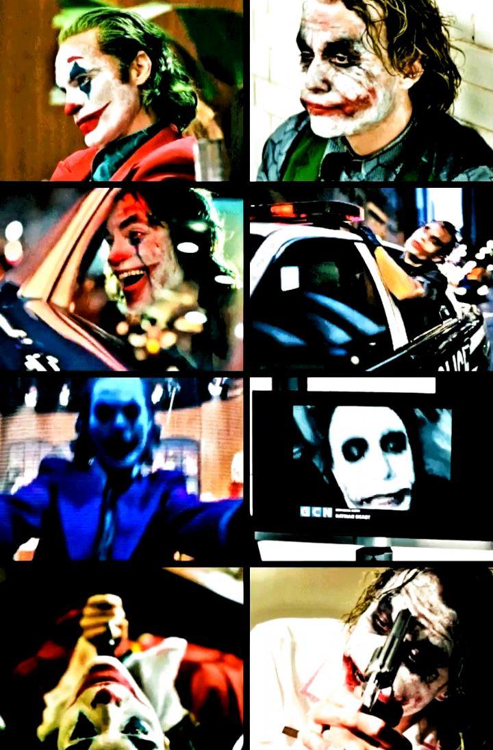 Pin by sara on 100 in 2020 joker film gotham joker