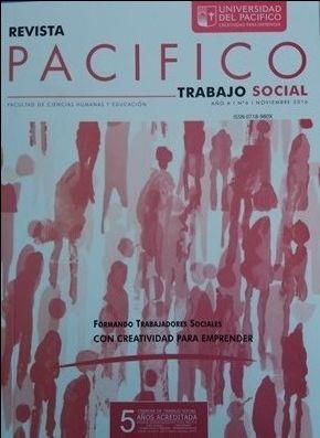 Revista Pacífico, Trabajo Social.