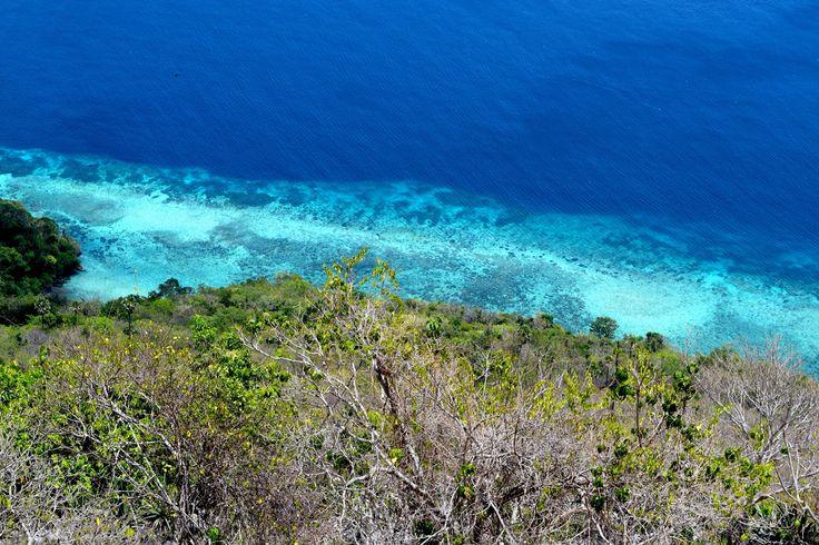 Tutuala view