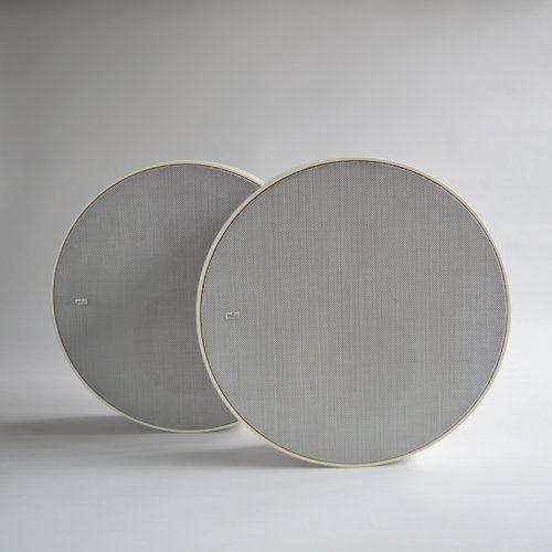 Braun L 460 Speakers (Arne Jacobsen, 1967)