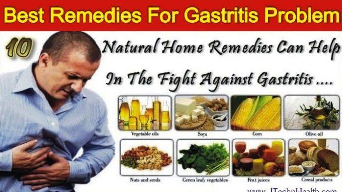 Home Remedies For Gastritis Problem   Health   Pinterest