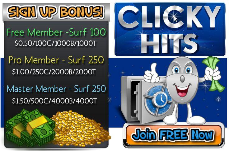 ClickyHits http://clickyhits.com/?rid=534