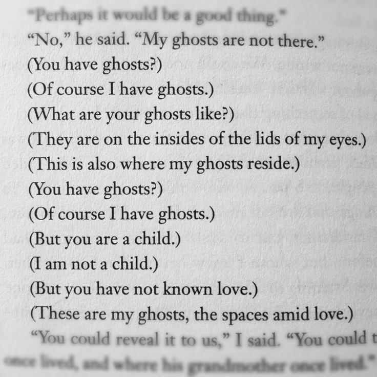 Book Quotes Everything Illuminated