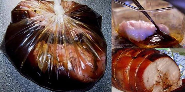 Vett+két+csirkemellet+és+olyan+sonkát+készített+belőle,+hogy+a+család+nem+volt+hajlandó+mást+enni!