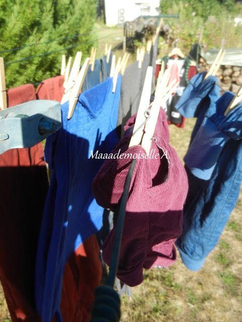|| Organisation : Ma gestion du linge du lavage au repassage