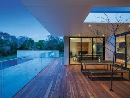 Pool & decking
