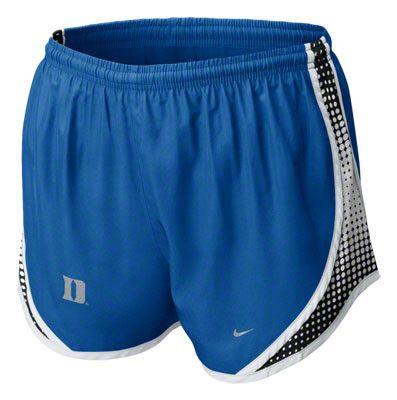 Duke Blue Devils Women's Nike Shorts #bluedevils #duke #college