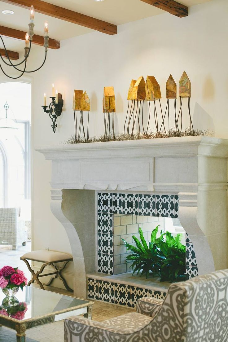 29 best fireplace surround terra-cotta tiles images on pinterest