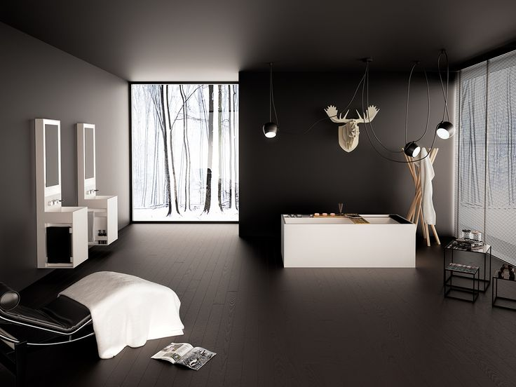 """new bathroom collection """"border line"""" designed for PAA"""
