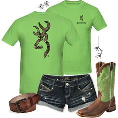 woot, woot, redneck outfit