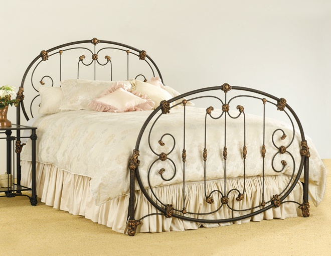 50 Kids Wrought Iron Bed Wrought Iron Queen Headboard: 50 Best Wrought Irons Beds Images On Pinterest