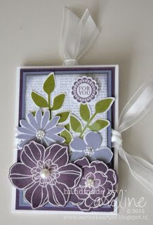 C@ro's kaartjes: Secret Garden cadeaubon houder