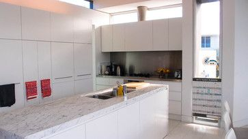 Lower North Shore - modern - kitchen - sydney - Monica Kovacic