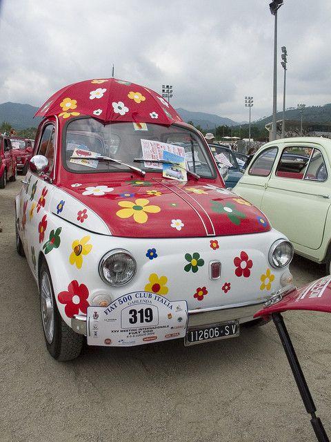 Fiat 500 Meeting Liguria #TuscanyAgriturismoGiratola