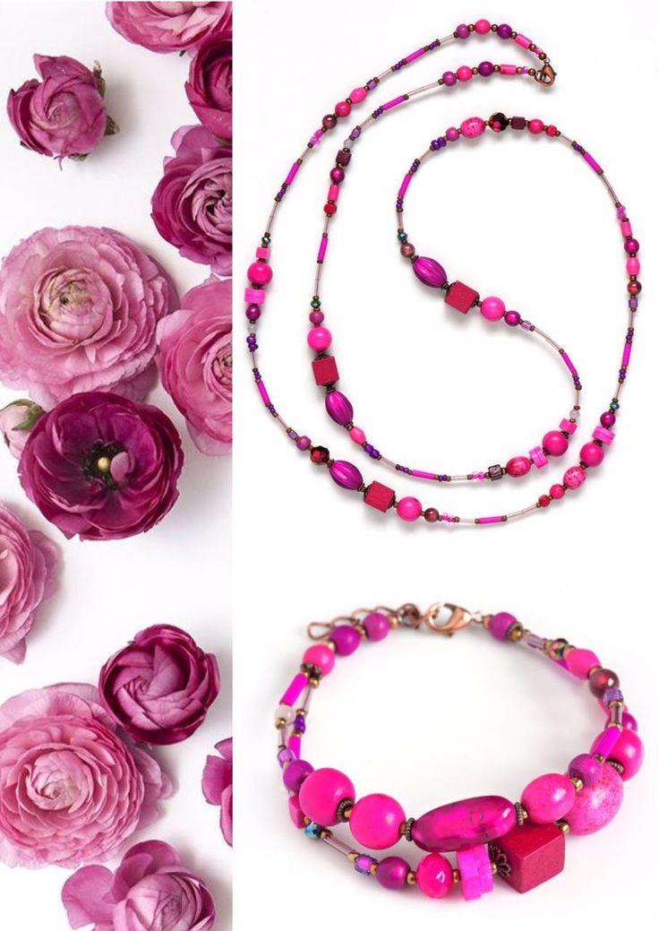 Коллекция Elements была создана специально для тех, кто любит натуральные камни, но предпочитает легкие и яркие украшения. -> Все изделия комплектуются!  -> Невероятно доступная цена на коллекцию ручной работы! Насладитесь красотой натуральных камней по цене всего лишь одной чашки капучино wink emoticon #selenajewelry #Elements #nature #naturalstone #spring #ss16 #necklace #bracelet #handmade #hairaccessories #handmadejewelry #fuchsia #pink #wood 
