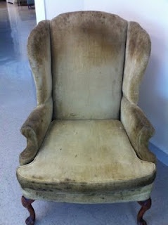 Great Ugly Chair Tut  Canu0027t Wait To Refinish The Freebie I Got!