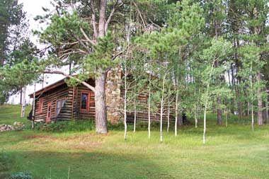 Black Hills Vacation Lodging Cabin, South Dakota Vacation Homes, Rental Cabins