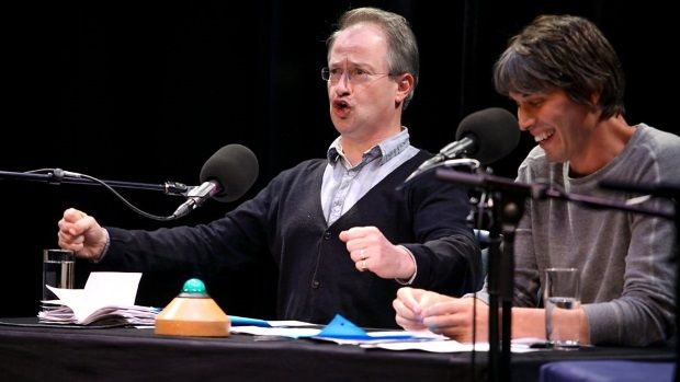 Robin Ince interview: science, Brian Cox and Jason Statham | Den of Geek