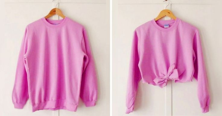 13 Creative Ideas to Give Your Boring Clothes New Life